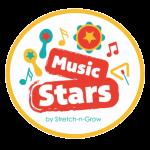 Music Stars by Stretch-n-Grow